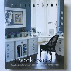 Pottery Barn Work Spaces Book